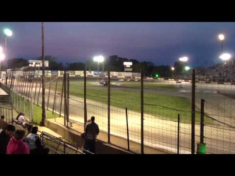 2013 Rockford Feature race