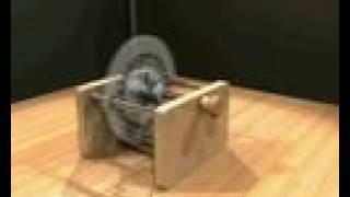 getlinkyoutube.com-Projecto Motor Magnético
