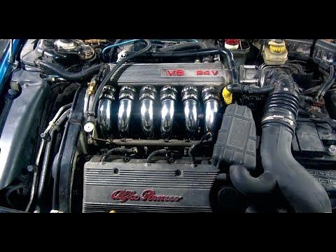 ГРМ сервис на 2.5 V6 на 156 альфа ромео