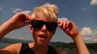 getlinkyoutube.com-Miley Cyrus - We Can't Stop cover by Carson Lueders