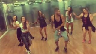 getlinkyoutube.com-Sin Contrato - Maluma (feat. Fifth Harmony) - Marlon Alves Dance MAs