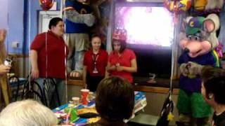 getlinkyoutube.com-Chuck E. Cheese's Pizza of Lansing - RAW VIDEO FOOTAGES!! :D