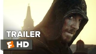 getlinkyoutube.com-Assassin's Creed Official Trailer #1 (2016) - Michael Fassbender, Marion Cotillard Movie HD
