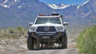 getlinkyoutube.com-2016 Toyota Tacoma Overland Build by Total Chaos