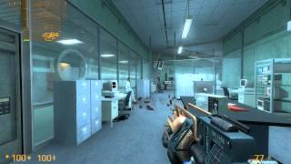 getlinkyoutube.com-Black Mesa: Scientist Killing