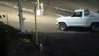 getlinkyoutube.com-Procharged powered 4x4 jeep j10