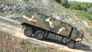 getlinkyoutube.com-KIA Medium Tactical Vehicle, Prototype, 2009 - English