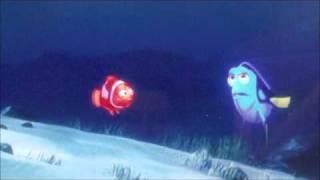 Finding Nemo (Greek) Marlin-Dory first meeting.wmv