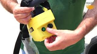 getlinkyoutube.com-Fraste MULTIDRILL XL MAX Compact Drilling rig with Manipulator Rods Loader