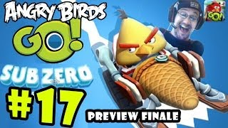 Angry Birds GO! Sub-Zero: My Family Thinks I'm Weird! Preview Finale Pt. 17