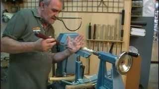 getlinkyoutube.com-Torneado en madera - Técnicas básicas. Presentacion del DVD