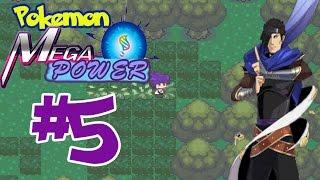 Pokemon Mega Power - EP 5 นินจาคนนั้น เขาคือผู้ใดกัน ??