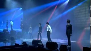 getlinkyoutube.com-[VIDEO] 140808 WAPOP Episode 20: SEVENTEEN - Mirotic + Paradise + Sorry Sorry cover