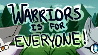 getlinkyoutube.com-Warriors Is For EVERYONE! [ Complete Bluefur and Thistleclaw Warriors Spoof MAP ]