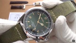 getlinkyoutube.com-Seiko SARB017 Alpinist Review - A Gentleman's Sports Watch Classic - Best Automatic Under $400?