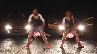 getlinkyoutube.com-Dance Fitness with  - Nevena&Goran - SHAKI RIDDIM