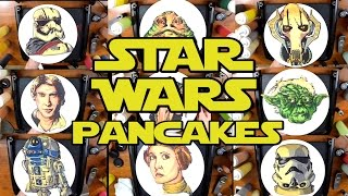 getlinkyoutube.com-Star Wars Pancakes
