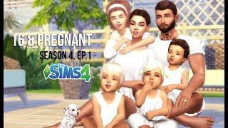 16 & PREGNANT | SEASON 4 | EPISODE 1 | A Sims 4 Series
