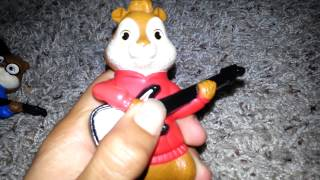 getlinkyoutube.com-My Alvin and the chipmunks uk toys READ DISCRIPTIO