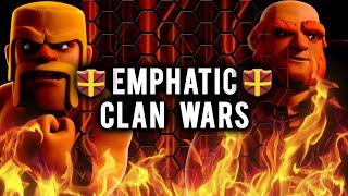 getlinkyoutube.com-Emphatic Elite vs Red Onslaught | TH9 Raids | Clash of Clans