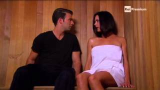 getlinkyoutube.com-Pasion Prohibida Bianca e Bruno in sauna puntata 43