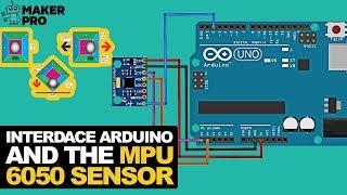 getlinkyoutube.com-Arduino MPU 6050 tutorial