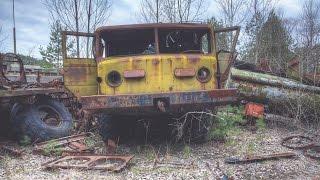 getlinkyoutube.com-Abandoned Trucks and Trailers, Lorries ➡ DonArgenta