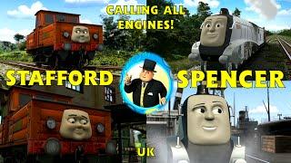 getlinkyoutube.com-Calling All Engines! - Stafford and Spencer - UK - HD