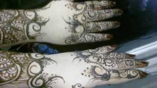 getlinkyoutube.com-henna designs and make up by Diyaaa
