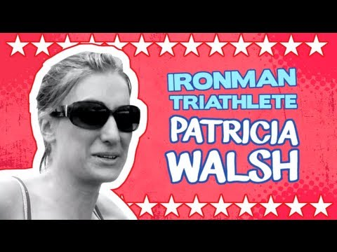 IRONMAN Triathlete Patricia Walsh: Operation Nice