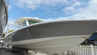 2017 Boston Whaler 370 Outrage Boat For Sale at MarineMax Sarasota