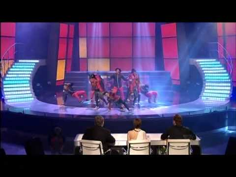 Kookies N Kream - Dance Crew - Semi Final 8 Australia's Got Talent 2012 [FULL]