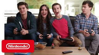 getlinkyoutube.com-Super Smash Bros. - Gameplay & Quest for the amiibo!