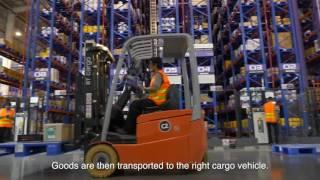 SCG Logistics cut