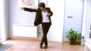 getlinkyoutube.com-Having fun with Michael Jackson Dance Moves | Alex Blanco
