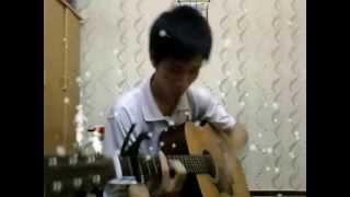 getlinkyoutube.com-Về Ăn Cơm ( guitar beat ) - Tone Rê Thứ