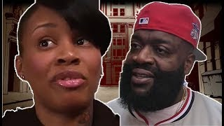 RICK ROSS Child's MOTHER (TIA KEMP )AIRS ROSS All The Way Out On Live