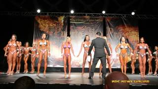 getlinkyoutube.com-2015 IFBB Puerto Rico Pro - Figure Finals