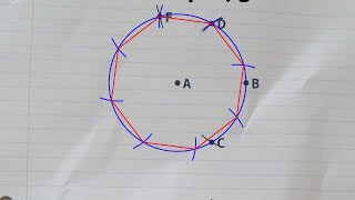 getlinkyoutube.com-Constructing a regular octagon with straightedge and compass, inside a given circle