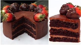 getlinkyoutube.com-Best Vegan Chocolate Cake