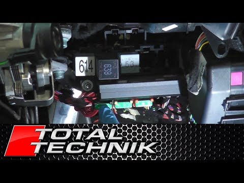 How to Find Location of Internal Relays - Audi A4 S4 RS4 - B6 B