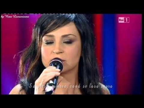 Maria Nazionale-Perdere L'Amore-Subtitrare in romana