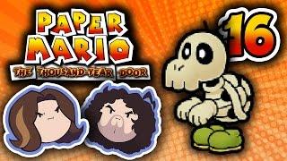 getlinkyoutube.com-Paper Mario TTYD: Dead Dad - PART 16 - Game Grumps