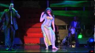getlinkyoutube.com-Nada El Masriya Performs Baladi - Seoul Korea