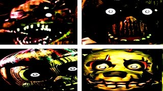 getlinkyoutube.com-Five Nights at Freddy's 3 ALL JUMPSCARES & All Animatronics
