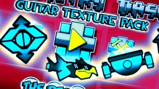 getlinkyoutube.com-Geometry Dash - GuitarHeroStyles Texture Pack! (LOL)