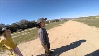 Mercey Hot Springs Dirt Landing Luscombe 8A/O-200