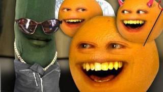 Annoying Orange - Cruel as a Cucumber