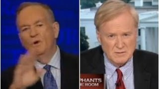 getlinkyoutube.com-O'Reilly Factor Takes Down 'Shrill,' 'Desperate' Chris Matthews: He Is 'Just Unglued These Days'