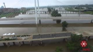 getlinkyoutube.com-Trinity River Flooding May 26 2015